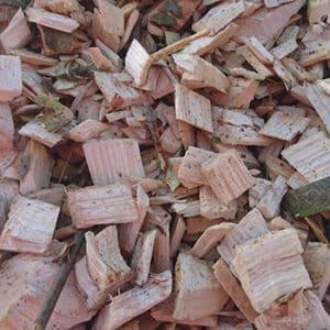 Beuken houtsnippers