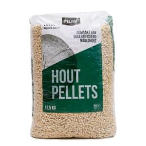 Pelfin houtpellets